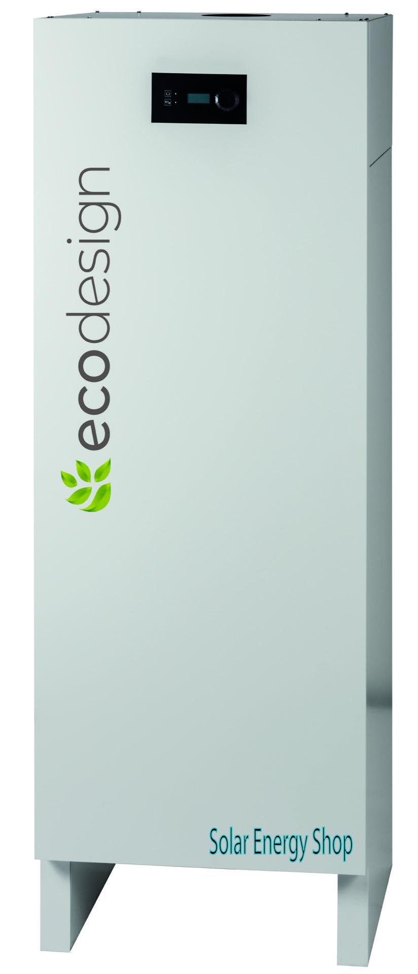 ecodesign Brauchwasserwärmepumpe ED 180P